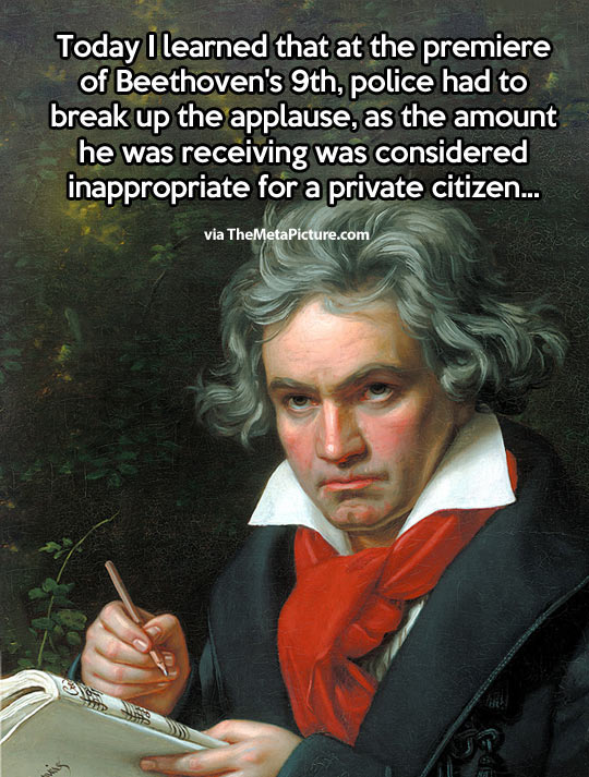 Why Beethoven is still considered the best…