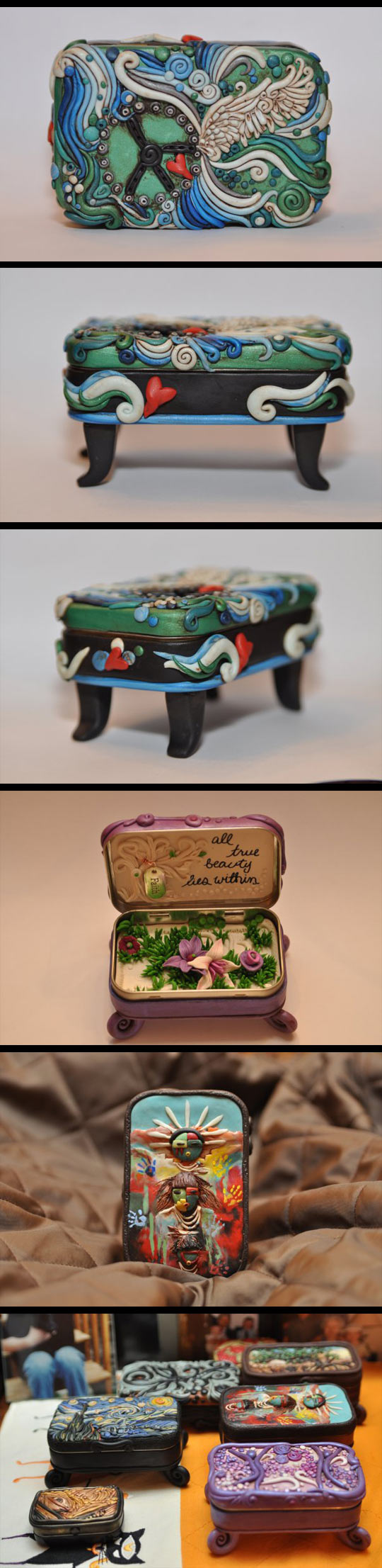 cool-art-polymer-clay-Altoid-tins-peace