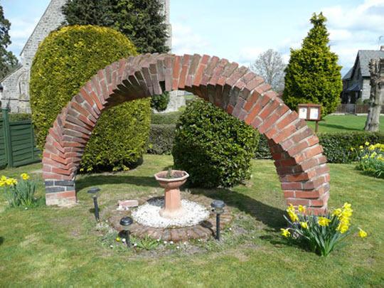 cool-brick-arch-garden