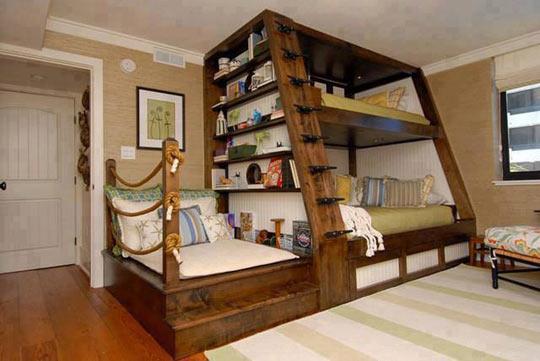cool-bunk-bed-original-bedroom