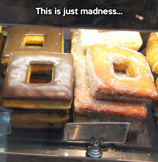 Madness has never looked so delicious…