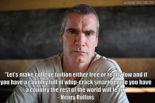 cool-education-free-Henry-Rollins