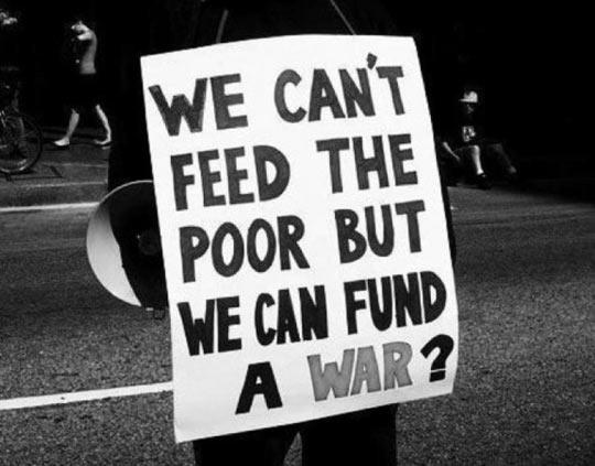 cool-sign-feed-poor-war
