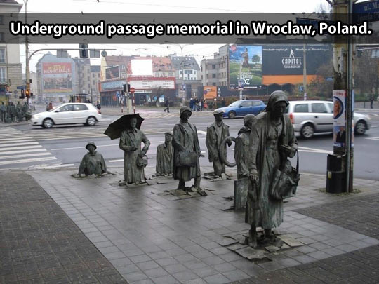 Beautiful memorial…