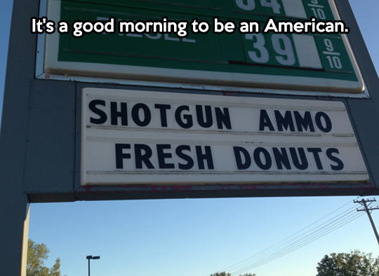 American life…