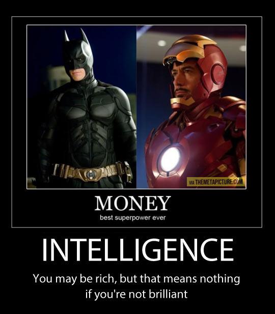 funny-Batman-IronMan-intellect-superpower