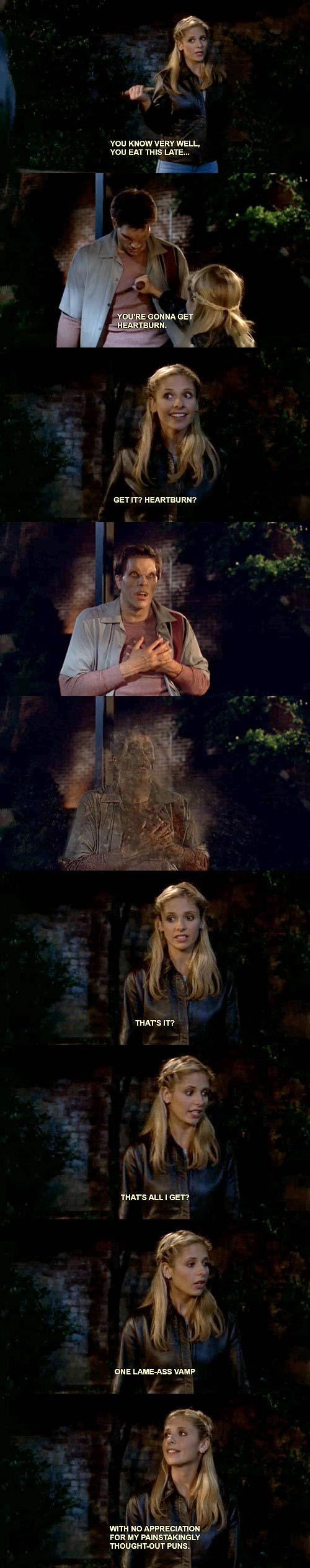 Oh Buffy…