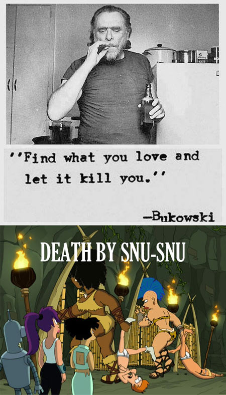 funny-Bukowsky-quote-Futurama-love