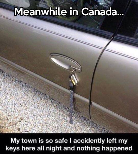 funny-Canada-safe-keys-car