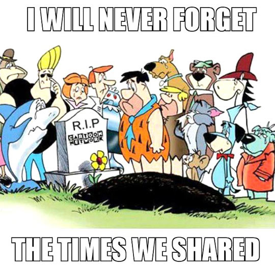 The source of the best cartoons from our childhood…
