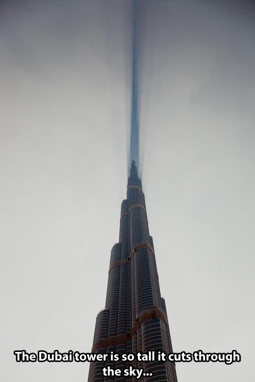 funny-Dubai-tower-cuts-sky