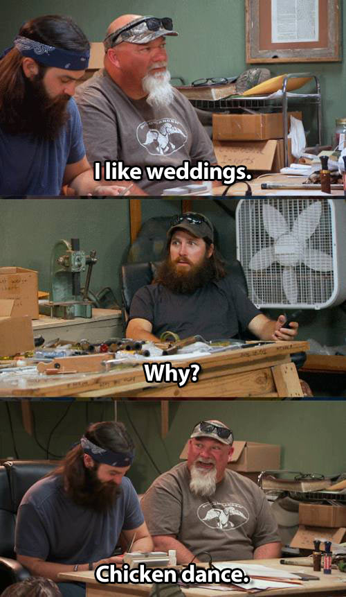 funny-Duck-Dynasty-weddings-chicken-dance