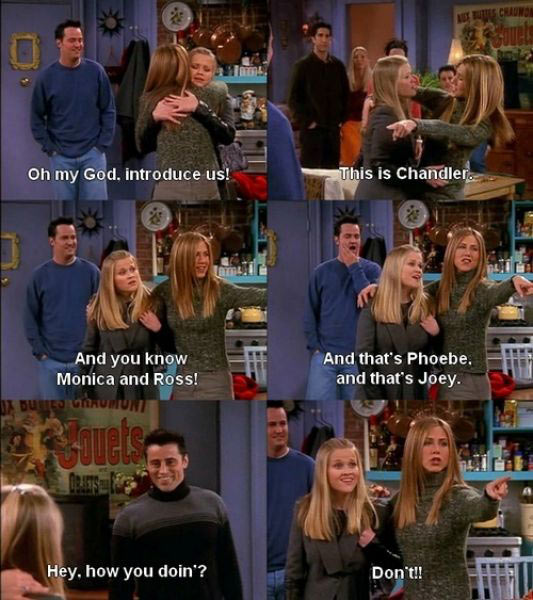 That's our Joey…