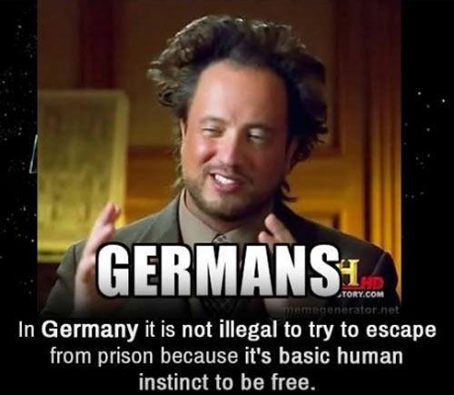 German liberty…