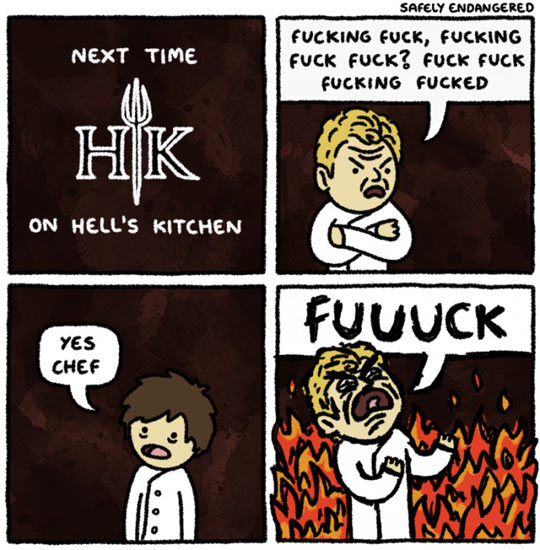 Next time on Hell's Kitchen…