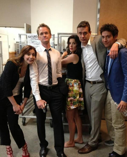 funny-How-I-met-your-Mother-crew