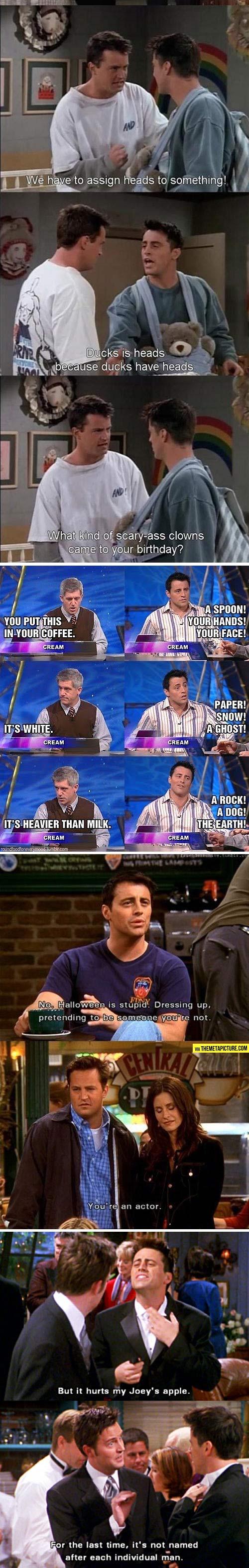 funny-Joey-joke-Friends-dumb