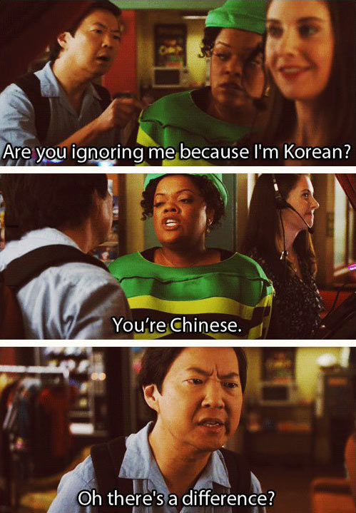 Ken Jeong is hilarious…