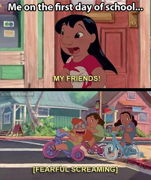 funny-Lilo-Stitch-friends-school