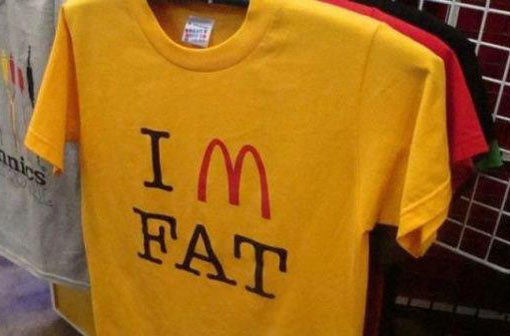 The true meaning of Mcdonald's slogan…