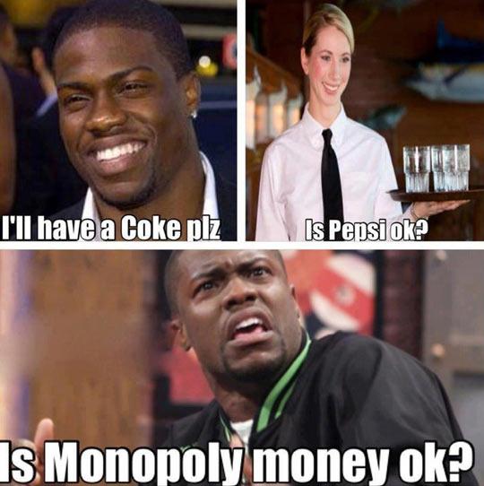 funny-Monopoly-money-restaurant-Pepsi