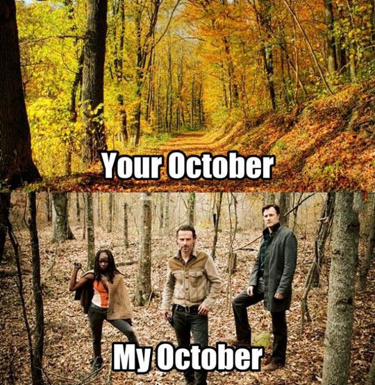 funny-October-Walking-Dead