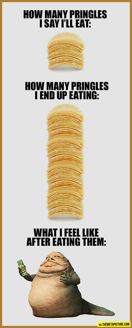 Just one more chip…