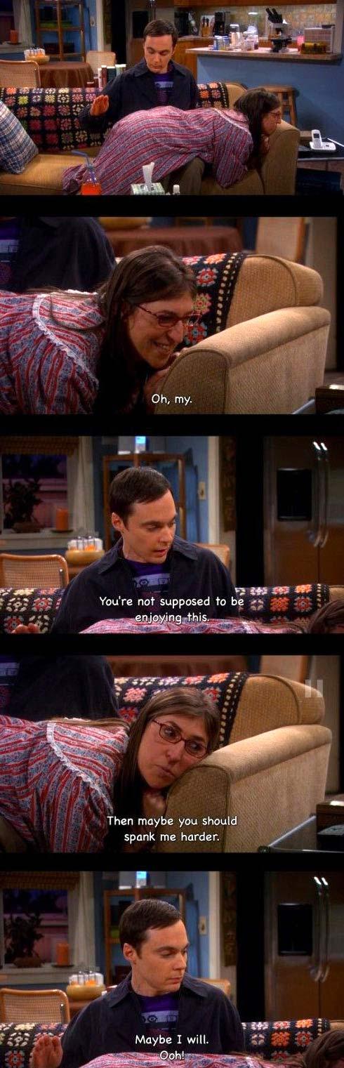 50 Shades Of Sheldon…
