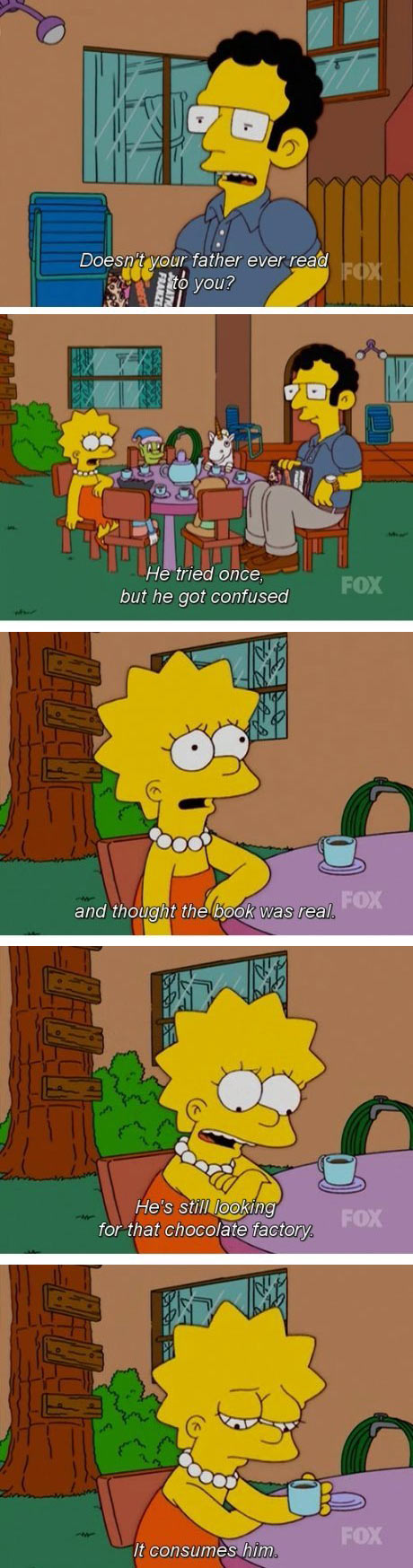funny-Simpsons-Lisa-book-quote