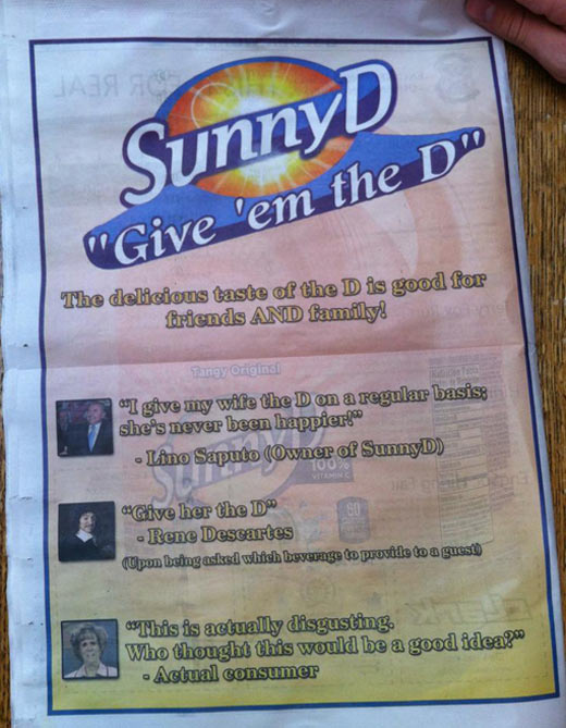 funny-SunnyD-ad-clever-pun