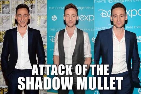 Beware of the shadow mullet…