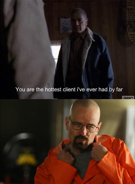 Walter is fabulous…
