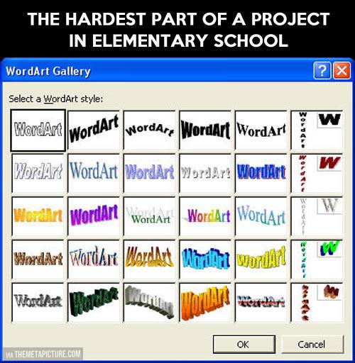 funny-Word-Art-project-school
