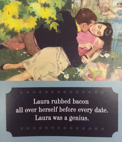 funny-bacon-woman-rubbed