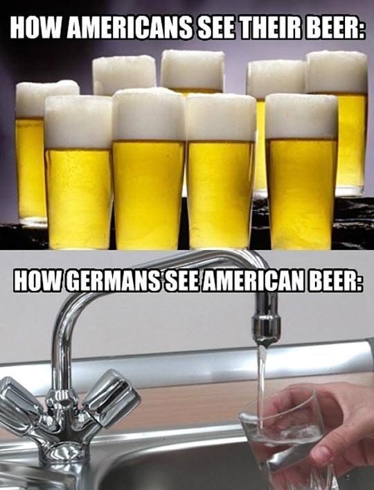 American Beer…