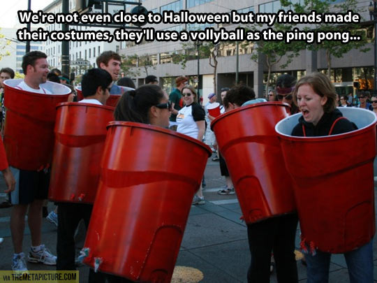 Halloween can't come soon enough…