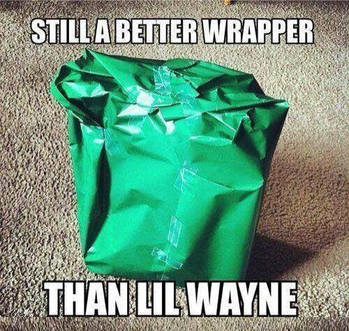 Still a better wrapper…