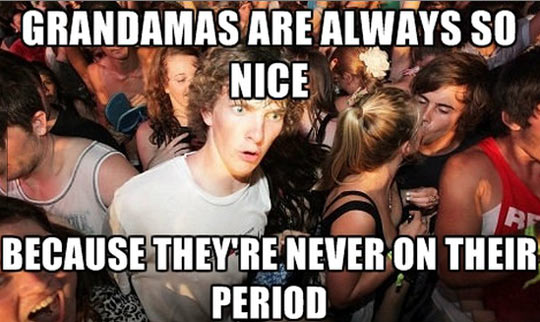 Explains it all…