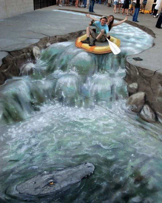 funny-chalk-painting-boat