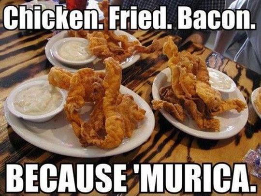 Nutrition in America…