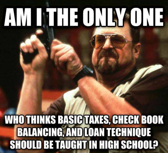 Should politics be taught in high school?