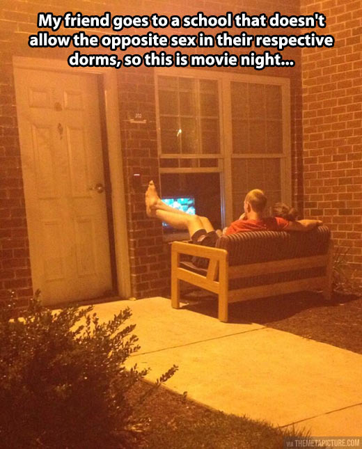 funny-couch-outside-watch-TV