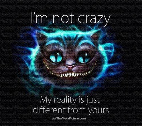 It's not craziness…