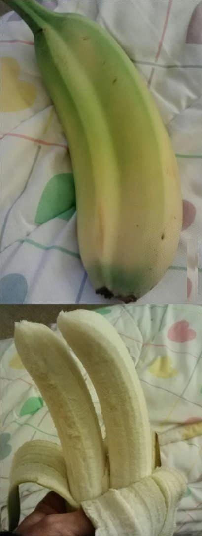 Introducing the double banana…