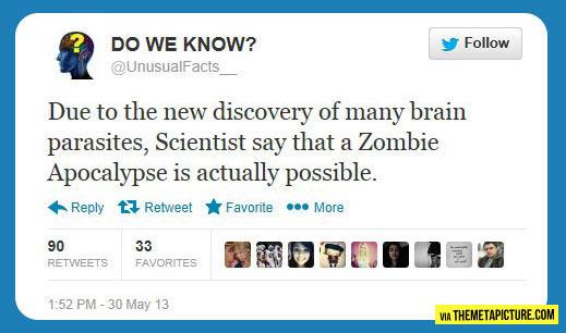 The best tragic news…