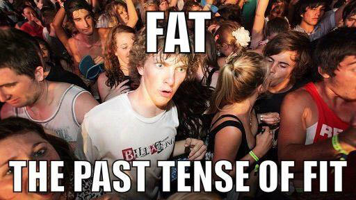 funny-fat-fit-past-tense