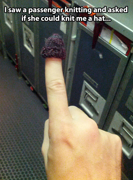 funny-finger-hat-knitted
