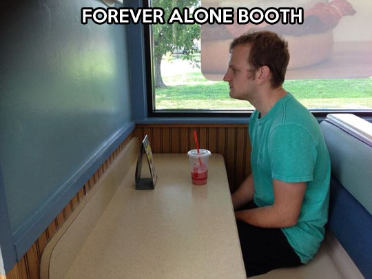 funny-forever-alone-booth