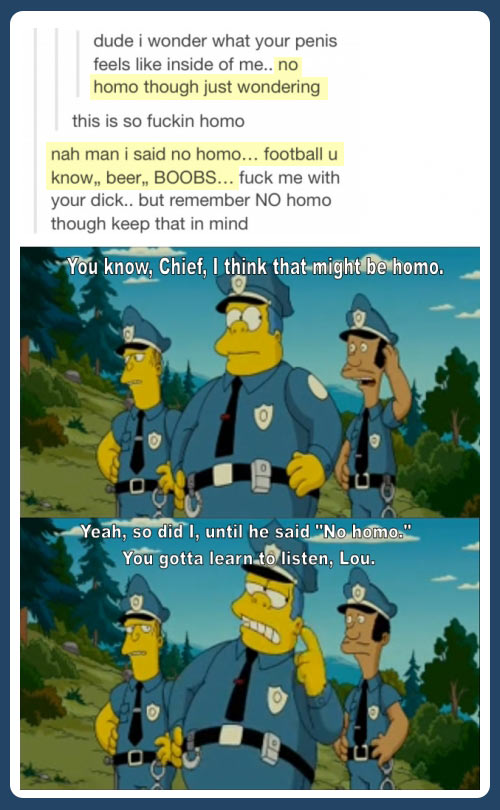 funny-gay-Simpsons-police-listen