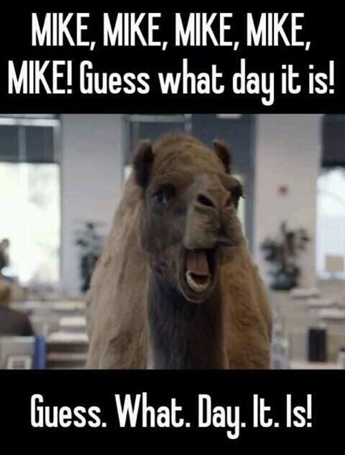 Hey there Mike!